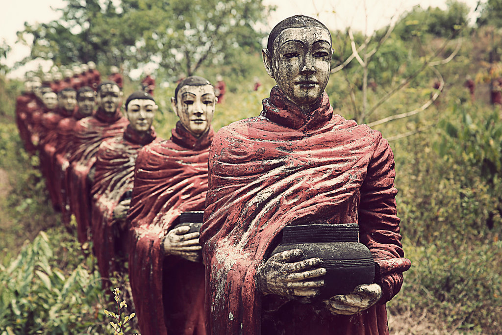 monks no. 2